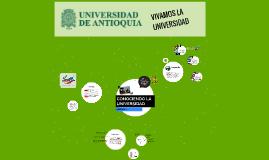 CONOCIENDO LA UNIVERSIDAD