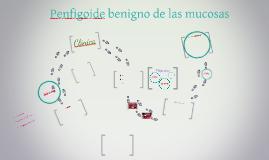 Penfigoide benigno de las mucosas