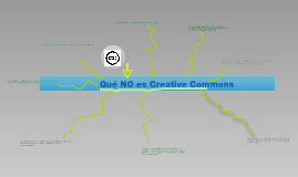 "Qué no es ""Creative Commons"""