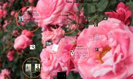 """Copy of """"Una rosa para miss Emily"""""""