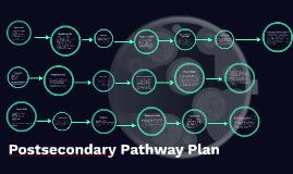 Post Secondary Pathway Plan