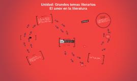 Copy of Grandes temas literarios
