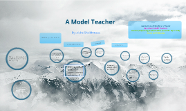 Model Teacher