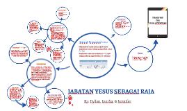 JABATAN YESUS SEBAGAI IMAM