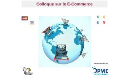 Colloque sur le E-Commerce DPME