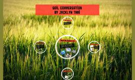 Soil coversation