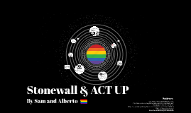 Stonewall & Act Up