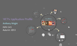METS Application Profile