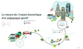 La mesure de l'impact économique d'un évènement sportif