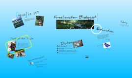Freshwater Biologist