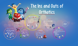 Copy of The Ins and Outs of Orthotics