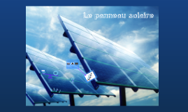 Copy of TPE solar panel ( french / unfinished)