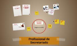 Copy of Profissional de Secretariado