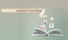 CARTILHA DE SINTOMAS
