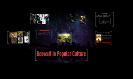 Beowulf in Popular Culture
