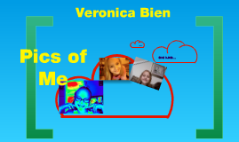 Veronica's first Prezi ever!