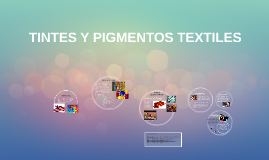 Copy of COLORANTES Y PIGMENTOS TEXTILES
