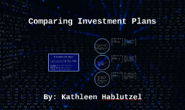 Comparing Investment Plans