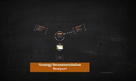 Strategy Recommendation