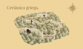 Cerámica griega.
