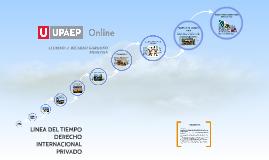 Copy of LINEA DEL TIEMPO DERECHO INTERNACIONAL PRIVADO