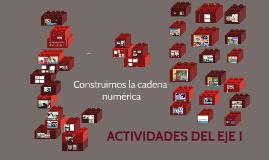 Copy of ACTIVIDADES DEL EJE I