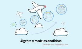 Álgebra y modelos analíticos