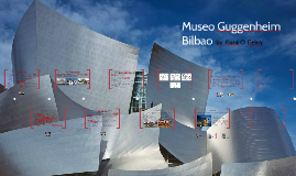 Copy of Museo Guggenheim Bilbao