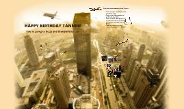 Tanner's Birthday!
