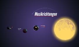 Musikrichtungen