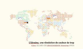 L'Ukraine, une révolution de couleur de trop