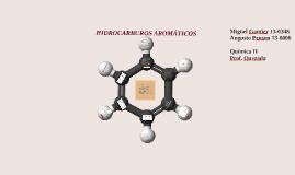 Hidrocarburos aromáticos