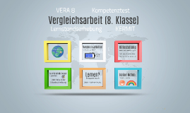 Vergleichsarbeiten VERA 8