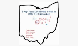 Ohio Education K-12