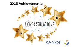 2018 Achievements