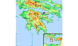 Corinth in 1st c AD