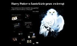 Harry Potter w kontekście praw zwierząt