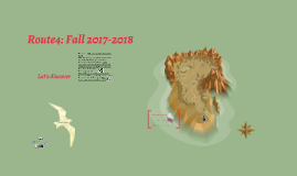 Route4: Fall 2016-2017