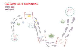 Culture as a commons