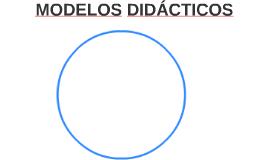 MODELOS DIDÁCTICOS