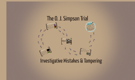 The O. J. Simpson Trial