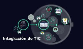 Integración de TIC