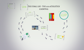 THE FINAL LEG - THE 2016 ATHLETICS CARNIVAL