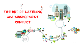 THE ART OF LISTENING and MANAGEMENT CONFLICT