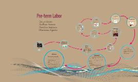 Pre-term Labor