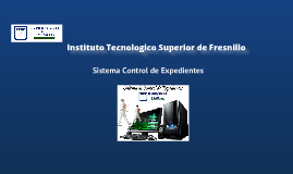 Copy of Sistema Control de Expedientes
