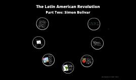 The Latin American Revolution