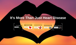 Its More Than Just Heart Disease