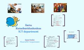 ICT department