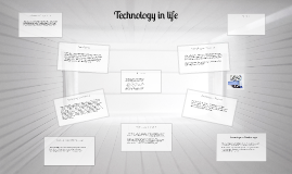 Technology in life  #14  11C